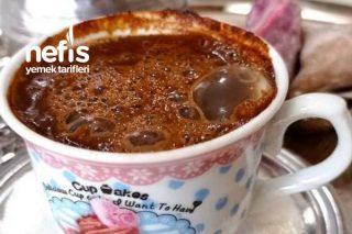Tuzda Kahve Pişirme (Köz Tadında) (Videolu) Tarifi