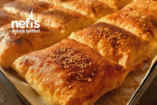 Patlıcanlı Börek (Yiyenler Kıymalı Sanacak) (Videolu) Tarifi