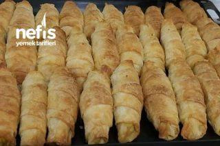 Sütlü Patatesli Börek Tarifi