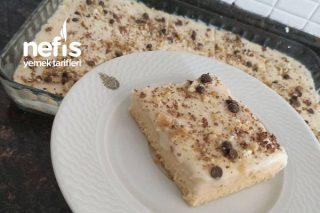 Beyaz Çikolatalı Fındıklı Yaz Pastası (Borcam Pastası) Tarifi