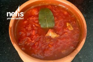 Borsh (Borş) Çorbası Tarifi
