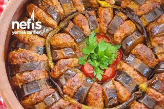 Güveçte Patlıcan Kebabı Tarifi