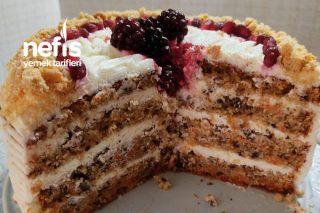 Havuçlu Pasta (Starbucks Carrot Cake) Tarifi