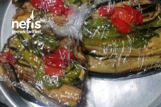 Kışlık İslim (Kürdan) Kebabı İçin Patlıcan Tarifi