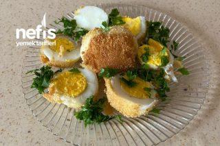 Yumurtayı Hep Aynı Yemekten Bıkanlar Galeta Unlu Yumurta Kızartmasını Denesinler Tarifi