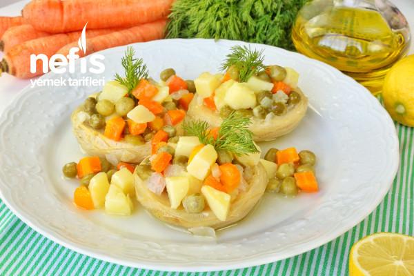 Enginar Kaç Kalori? Yemeği, Salatası, Dolması – Besin Değerleri Tarifi