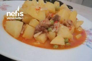 Bezelyeli Patates Tarifi