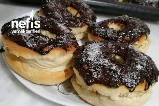 Donut Görünümlü Alman Pastası Tarifi
