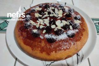 En Basit Reçelli Pasta Tarifi