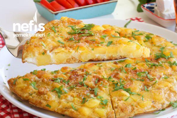 Yumurtalı Patates Nasıl Yapılır?