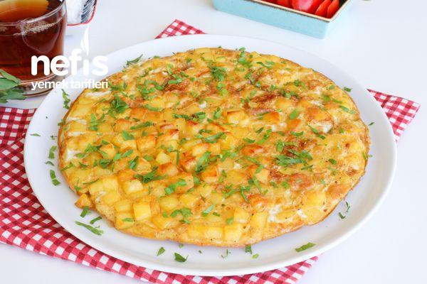 Yumurtalı Patates Tarifi-1040-070802