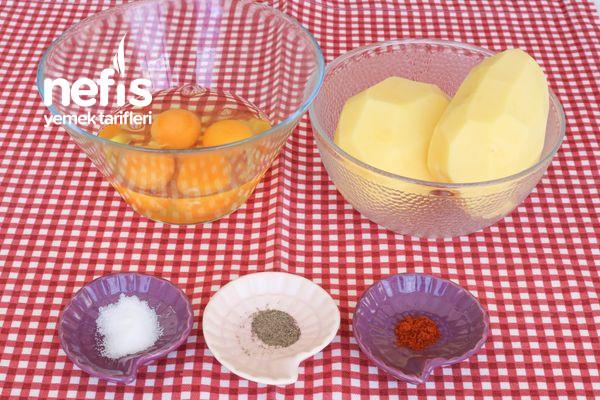 Yumurtalı Patates Tarifi-1040-070821
