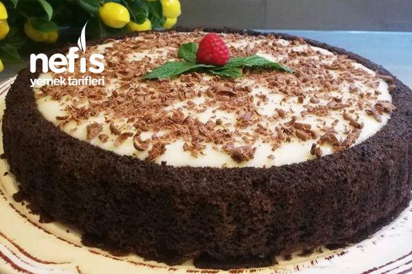 Tart Kalıbında Yumuşacık Kek