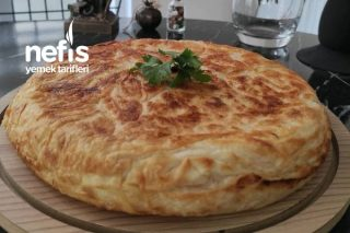 Kolay Tava Böreği Peynirli (20 Dk) Tarifi