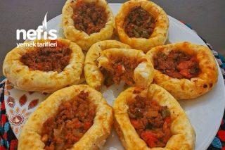 Ana Yemek Tadında Puf Puf Sandal Börek (15 Dakikada Hazır Lezzet) Tarifi