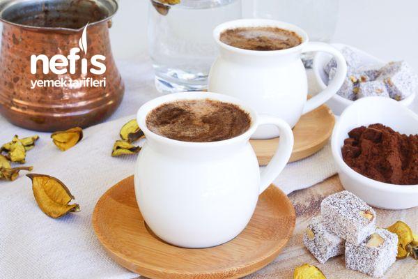 Sütlü Türk Kahvesi (videolu)