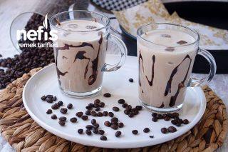 Dondurmalı Soğuk Mocha Kahve (Videolu) Tarifi