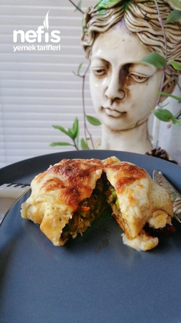 Krepli Etli Sultan Kebabı