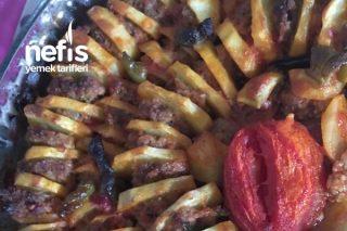 Patates Köfte Dizme Tarifi