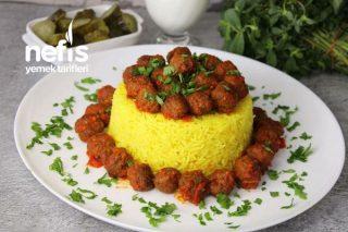 Ali Paşa Pilavı Tarifi