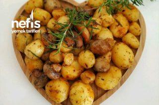 Bebe Patates Kavurması Tarifi