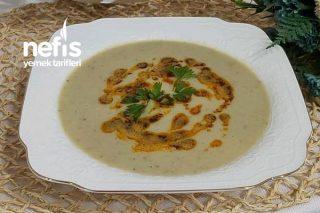Hünkar Çorbası Közlenmiş Patlıcanlı Muhteşem Çorba Tarifi