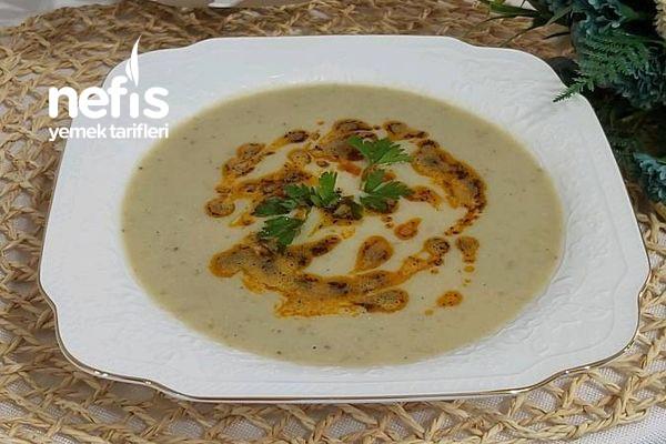 Hünkar Çorbası Közlenmiş Patlıcanlı Muhteşem Çorba