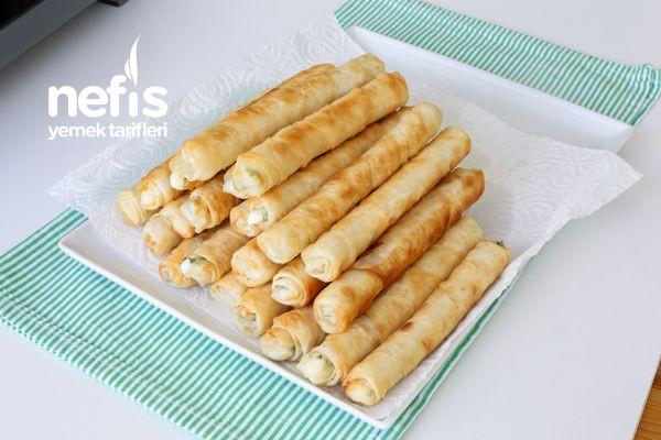 Peynirli Sigara Böreği