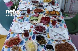 Kahvaltı Saati Tarifi