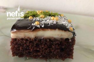 Kakaolu Borcam Pastası Tarifi