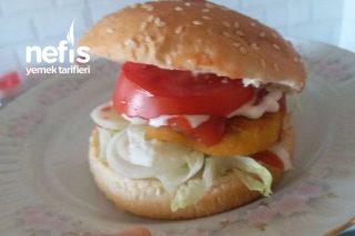 Nugget Burger Pratik Tarifi