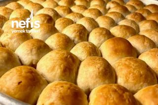 Çıtır Çıtır Milföylü Mini Patates Topları Tarifi