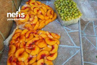 Derin Dondurucada Meyve Tarifi