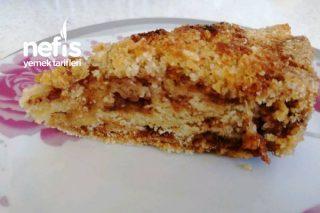 İlginç Ve Leziz Elmalı Pasta Tarifi