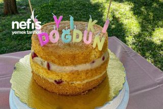 Naked Cake Tarifi