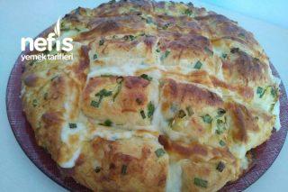 Sarımsaklı Ekmek (Garlic Bread) Tarifi