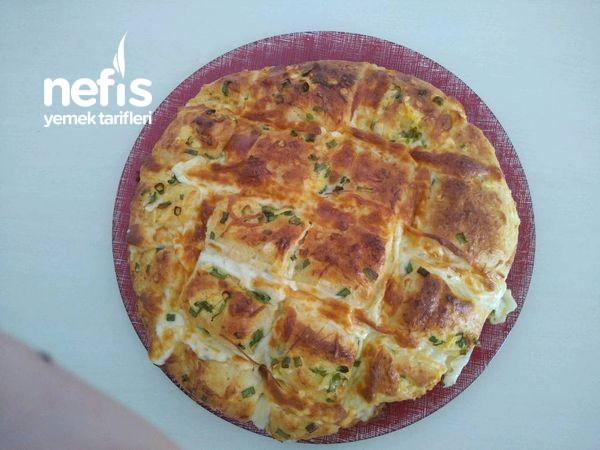 Sarımsaklı Ekmek (Garlic Bread)