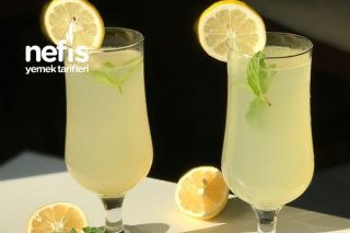 Starbucks Cool Lime (Ferah Buz Gibi İçeçek) Tarifi