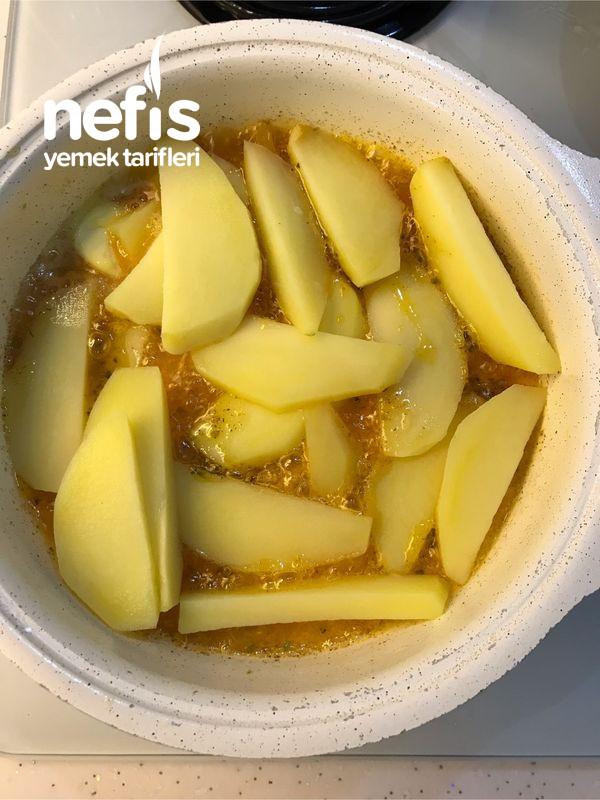 Tereyağlı Patates (Kahvaltılık)