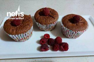 Frambuazlı Muffin Kek Tarifi