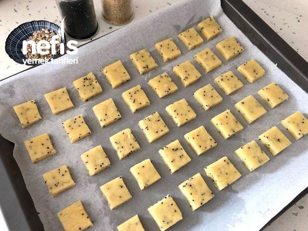 Kıyır Kıyır Kesme Pastane Tuzlusu