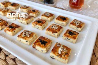 Kıyır Kıyır Kesme Pastane Tuzlusu Tarifi