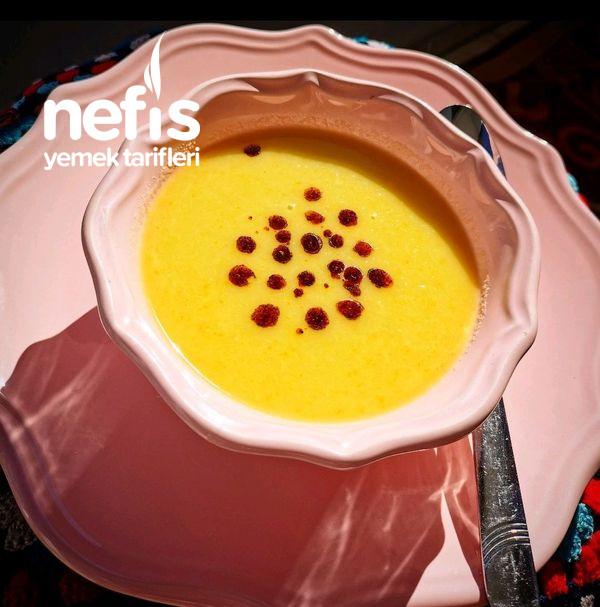 Bağışıklık Güçlendiren Sebzeli Pırasa Çorbası (Şifa Deposu)