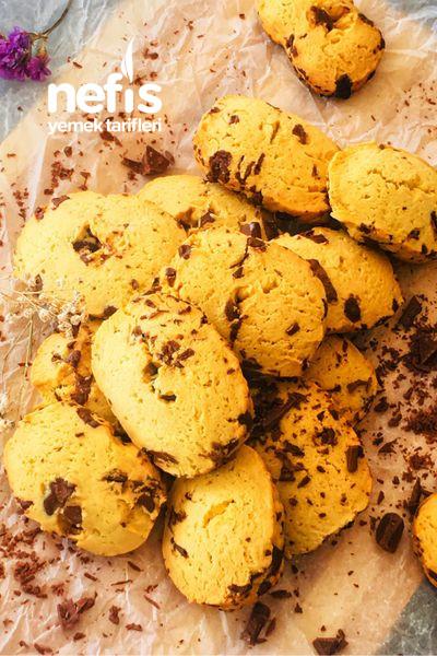 Çikolatalı Buzluk Kurabiyesi (Az Malzeme Çok Lezzet)-9687147-100939