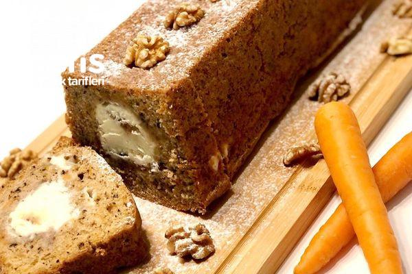 Havuçlu Cheesecake Kek