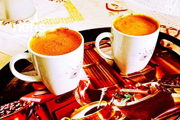 Mükemmel Türk Kahvesi