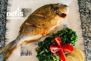 Balık Ve Roka Salatası Tarifi