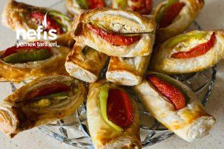 En Kolayından Milföy Karnıyarık Böreği Tarifi