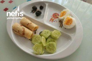 3 Yaş Kahvaltısı Tarifi