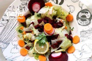 Doyurucu Salata Tarifi